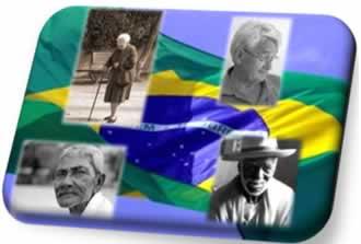 A população brasileira vem envelhecendo nos últimos tempos