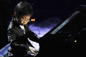 Marc Yu: aos sete anos de idade já tocava 40 clássicos no piano.