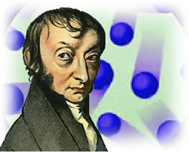 Amedeo Avogadro foi o criador da lei que leva seu nome, sobre o volume molar dos gases