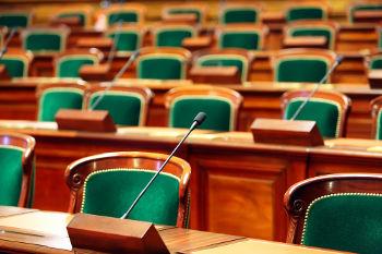 O Congresso de uma nação é seu palco político