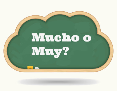 "As palavras ""mucho"" e ""muy"" significam"