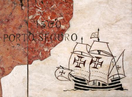 O Descobrimento do Brasil é comemorado no dia 22 de abril