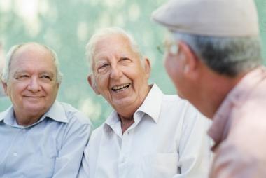A população europeia é predominantemente idosa