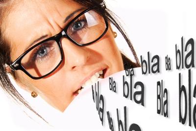 Os cacoetes linguísticos aparecem com frequência no discurso. Geralmente são expressões inseridas de maneira automática na fala