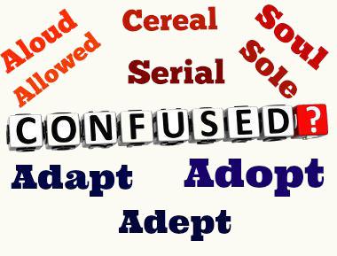 """Algumas palavras em inglês podem causar certa confusão, como """"soul"""" e """"sole"""" (alma/só)"""