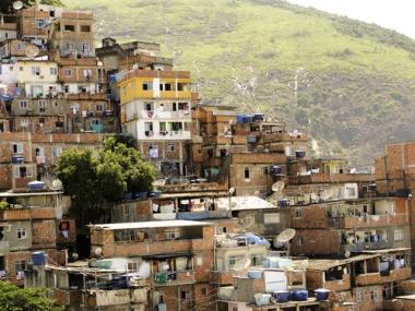 Favelas do Rio de Janeiro. As favelas estão presentes na maioria das grandes cidades do mundo subdesenvolvido