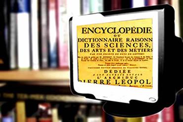 O enciclopedismo buscou a divulgação do conhecimento no século XVIII.