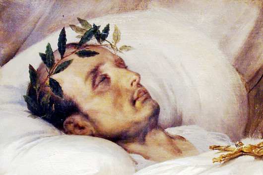 A morte de Napoleão Bonaparte já foi investigada por vários cientistas.