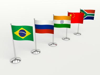 """Os """"BRICS"""" lideram o bloco dos países emergentes no contexto internacional"""