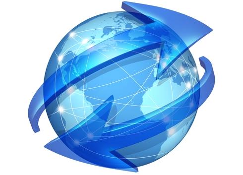 A dinâmica econômica internacional no contexto da nova DIT é de caráter global