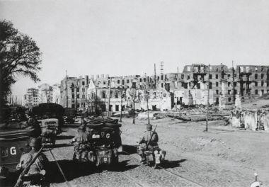 O ataque nazista à URSS, em 1941, ficou conhecido como Operação Barbarossa