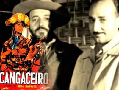 """""""O cangaceiro"""": um dos maiores sucessos da Vera Cruz, dirigido por Lima Barreto (dir.)."""