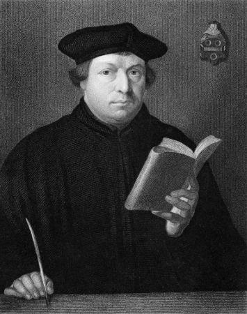 Martinho Lutero é considerado o grande nome da Reforma Protestante