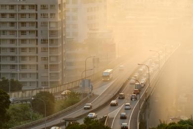 A poluição dos espaços urbanos é um dos principais problemas ambientais das cidades