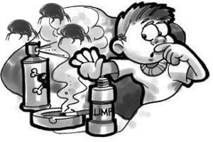 Ácaros, fumaça de cigarro e alguns produtos são capazes de provocar a rinite alérgica