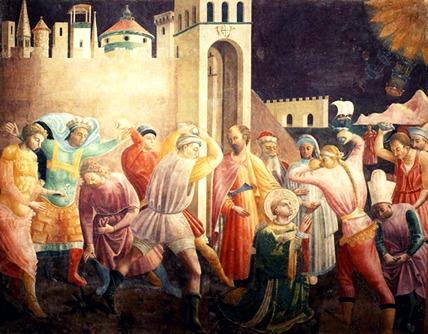 Santo Estêvão era relembrado com uma festa marcada pelos excessos e alegria