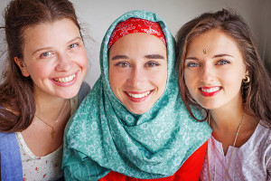 Culturas diferentes, vestimentas diferentes
