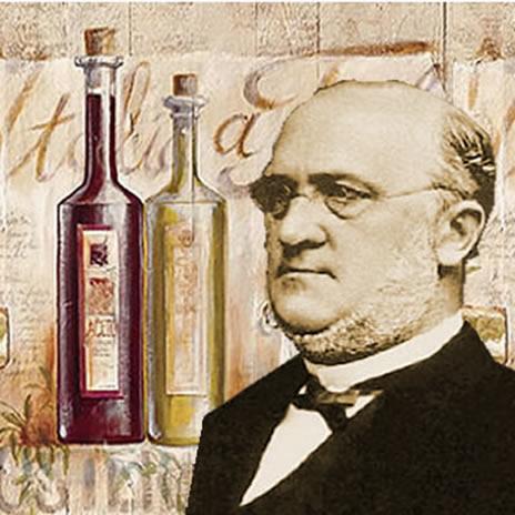 Kolbe foi o primeiro a sintetizar o ácido acético