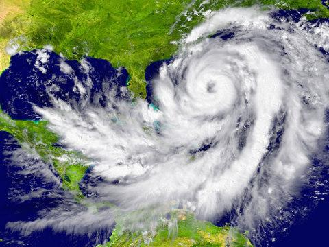 O ciclone é uma intensa onda de ventos em forma de redemoinho que varia em intensidade, tamanho e duração