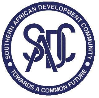 Logomarca da SADC