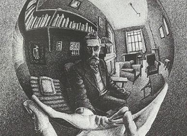 A imagem de um objeto formada em um espelho esférico convexo é sempre virtual, direita e menor