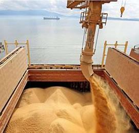 O Brasil é um grande exportador de produtos agrícolas