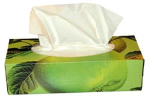 É recomendável que pessoas acometidas pela gripe utilizem lenços descartáveis paracobrir o nariz e a boca ao espirrar ou tossir, evitando que nova