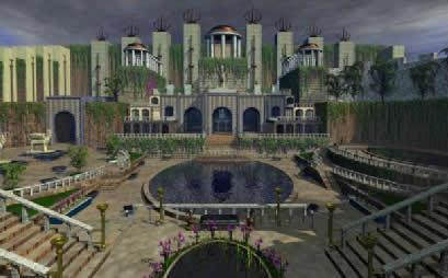 A grandeza da Babilônia durante o Império de Nabucodonosor
