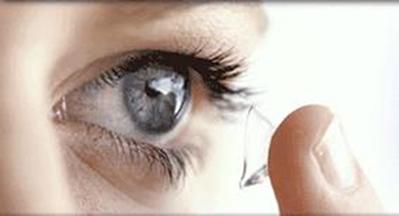 A correção da visão das pessoas é feita por meio de lentes