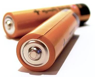 Tipos de baterias mais comuns em nosso dia a dia