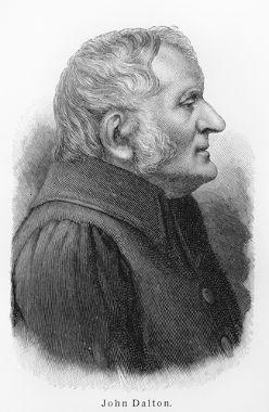 John Dalton foi o primeiro cientista a formular um modelo para o átomo 40ea9ebcafe59