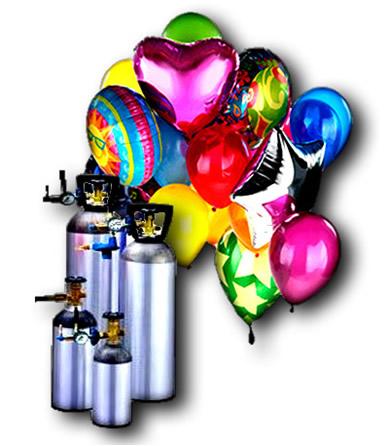 De onde será que vem o gás hélio colocado em cilindros para encher balões de festas infantis?