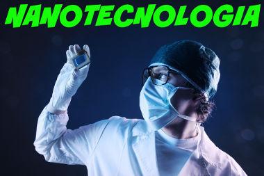A Nanotecnologia é a manipulação de materiais átomo por átomo