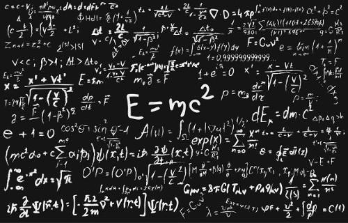 Os prefixos do SI permitem a melhor representação de grandezas, como o caso da energia de repouso (E=mc2)