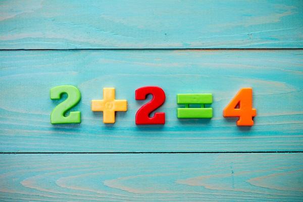 A adição é uma das operações matemáticas básicas