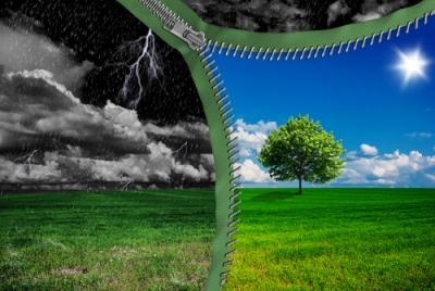 Existe uma série de fatores que influenciam o clima