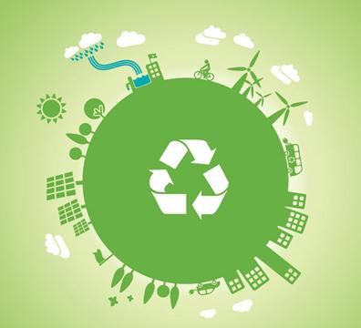 Para um mundo sustentável, devemos sempre fazer a nossa parte.