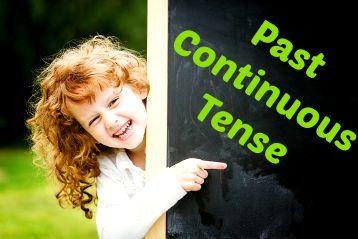 """O """"Past Continuous"""" pode ser usado em quatro situações, e uma delas é para fazer perguntas formais"""