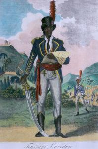 Toussaint Louverture foi o principal líder dos haitianos durante a Revolução Haitiana