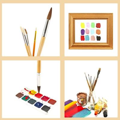 A pintura também é uma forma de descrição, tanto objetiva quanto subjetiva