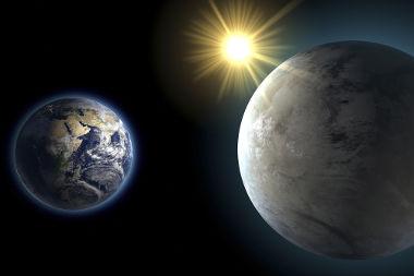 A Segunda lei de Kepler trata das áreas varridas pelos planetas em seus movimentos de translação
