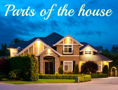 "Vamos avançar no vocabulário de Inglês conhecendo as ""Parts of the house""?"