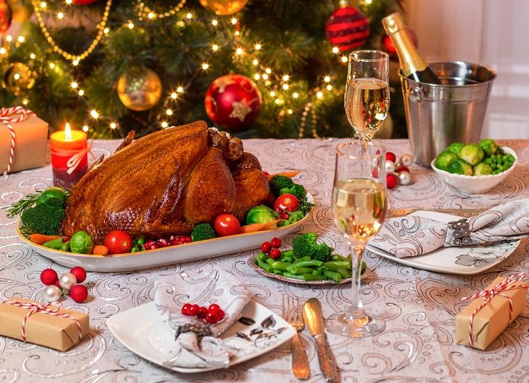 A ceia natalina é uma mesa repleta de antigos costumes multiculturais.