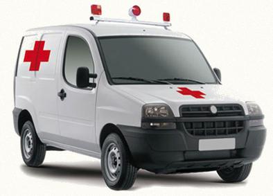 A diferença de som (grave e agudo) que percebemos quando uma ambulância passa por nós é chamada de efeito Doppler