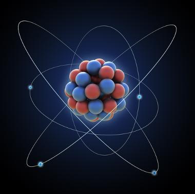 Representação do átomo