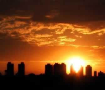 A urbanização brasileira é um processo contínuo e irreversível