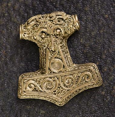 Mjolnir, o martelo do deus Thor