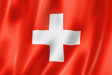 Imagem da Bandeira da Suíça