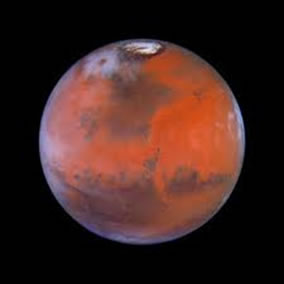 """Marte: o """"planeta vermelho"""""""