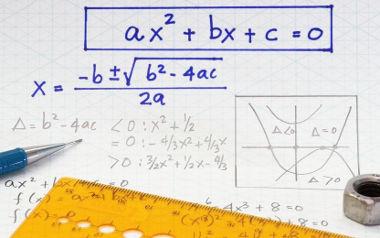 Equação do segundo grau e fórmula resolutiva de Bhaskara